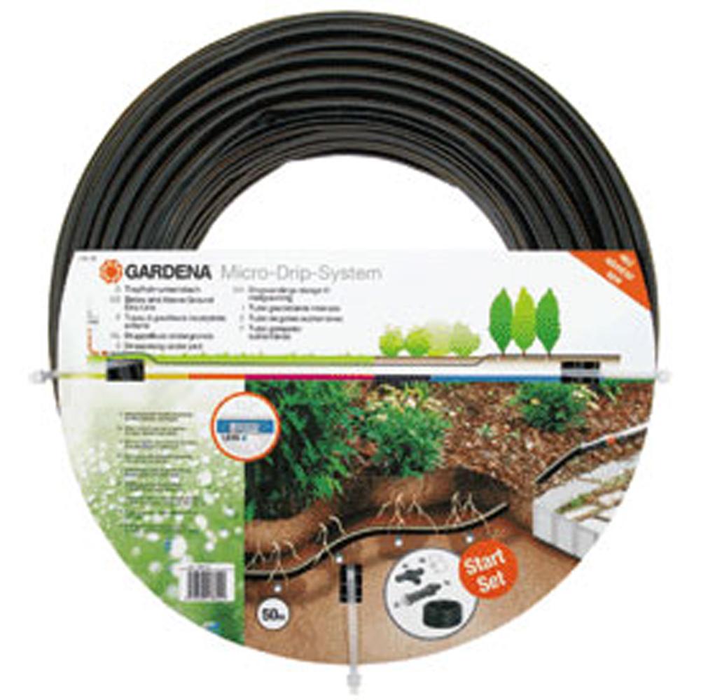 Garden Watering Kit Below Or Above Ground Garden And