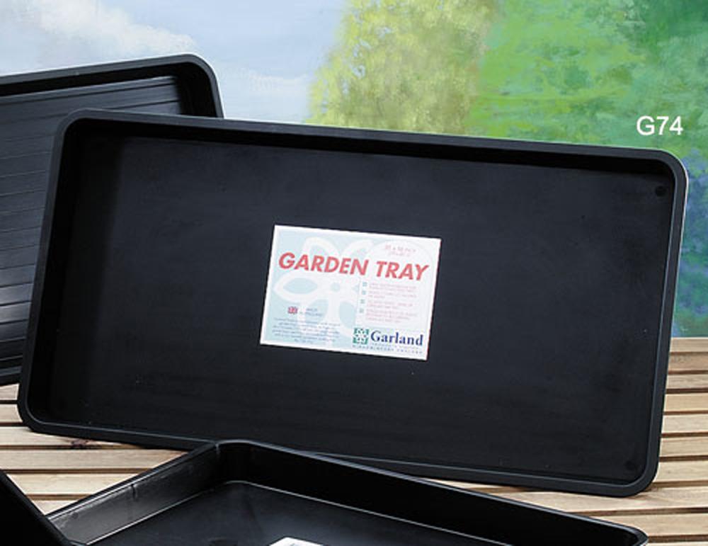 Maxi Garden Tray Black