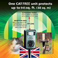 CATFree Ultrasonic Cat Deterrent