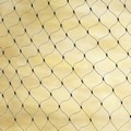 Rope Form Netting - Black