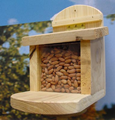 Squirrel Feeder - Deluxe - Twin Pack