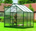 6ft x 6ft Gardman Greenhouse without b
