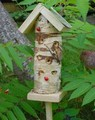 Ladybird / insect tower 2 pack